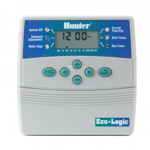 Programator HUNTER ELC 401 iE - Eco Logic 4 zone cu transformator - INTERIOR Hunter