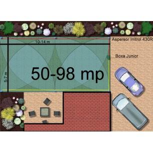 Kit irigare gazon 50-98 m2...