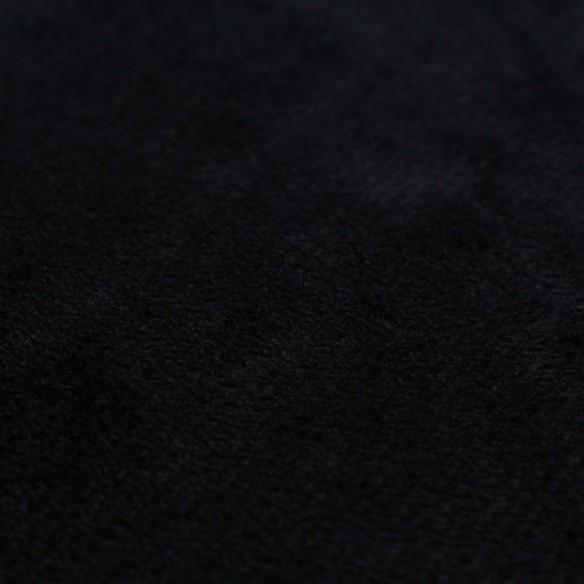 Huse de perne decorative 4 buc. Velur 80x80 cm Negru