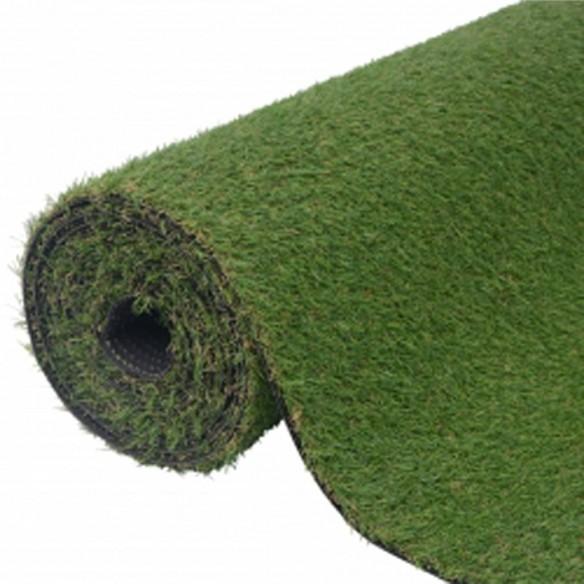 Gazon artificial, verde, 1 x 10 m/20 mm