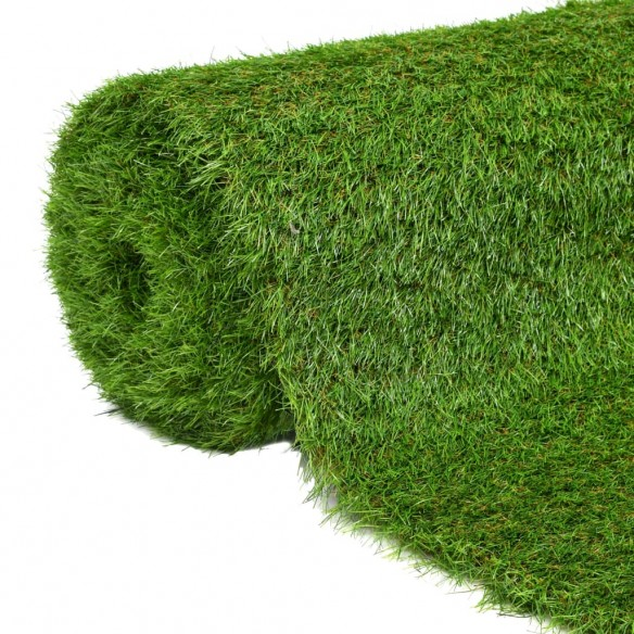 Gazon artificial, 1,33 x 5 m/40 mm, verde