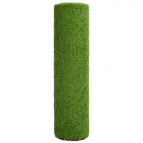 Iarb? artificial?, verde, 1,5 x 8 m/40 mm