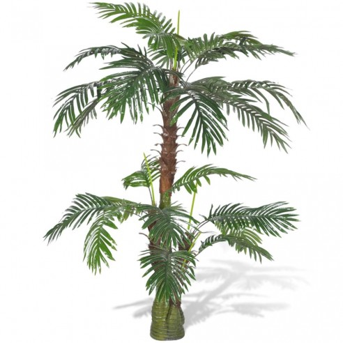 Palmier Cycas artificial cu aspect natural 150 cm