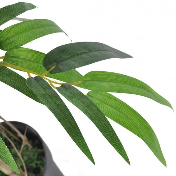 "Plant? artificial? de bambus ""Twiggy"" cu ghiveci 90 cm"