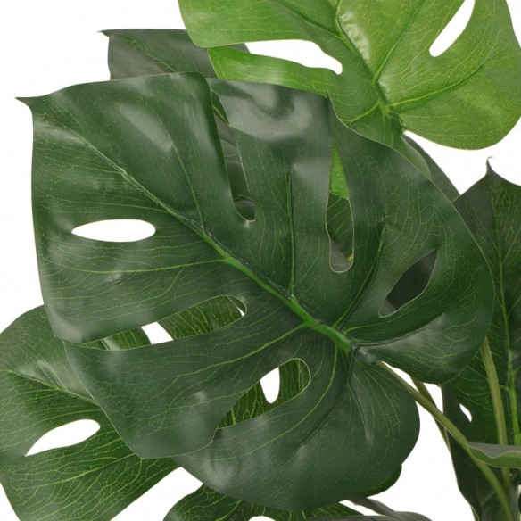 Plant? artificial? Monstera cu ghiveci 70 cm, verde