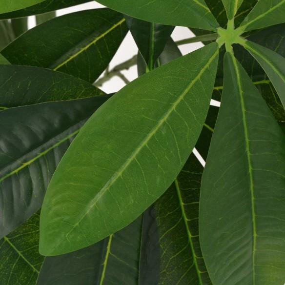 Plant? artificial? Arborele norocos cu ghiveci, 85 cm, verde