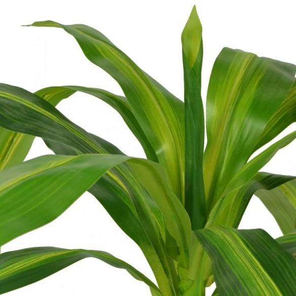 Plant? Dracena artificial? cu ghiveci, 100 cm, verde