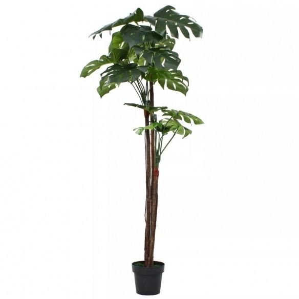Plant? artificial? Monstera cu ghiveci 170 cm Verde