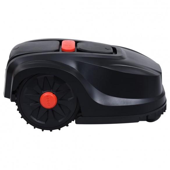 Robot de tuns iarba 1000 m² cu LCD ?i baterie de 4,4 Ah 24 V