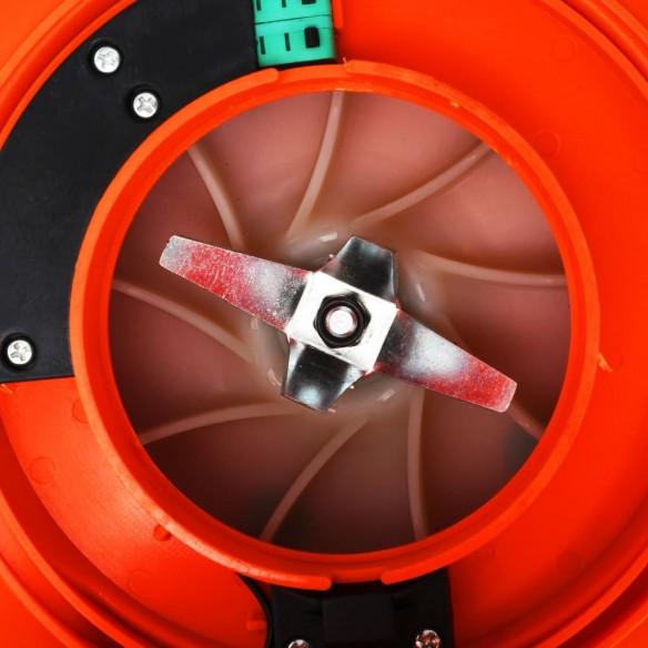 Suflant? de frunze 3-in-1 cu benzin? 26 cc portocaliu