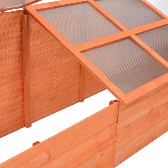 Ser? din lemn, 180 x 57 x 62 cm