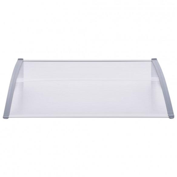 Copertin? de u??, gri ?i transparent, 150 x 80 cm, PC