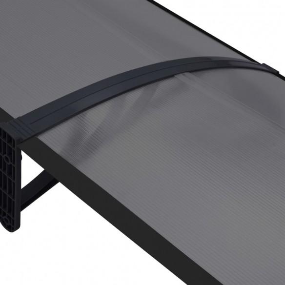 Copertin? de u??, negru, 300 x 80 cm, PC