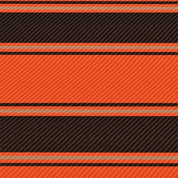 Copertin? retractabil?, portocaliu ?i maro, 100 x 150 cm