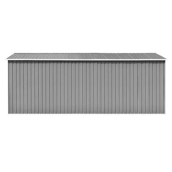 ?opron de gr?din?, 257 x 497 x 178 cm, metal, gri