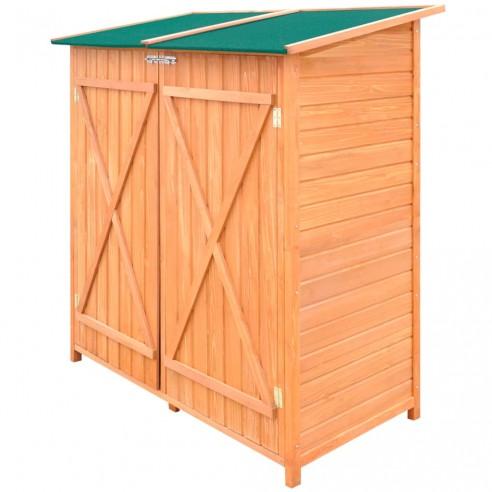 Magazie din lemn pentru unelte de gr?din?, mare