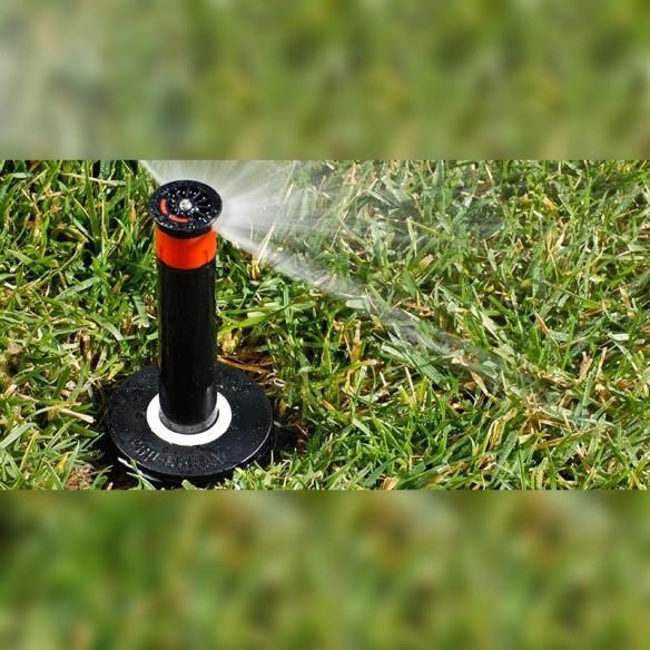 Aspersoare tip spray - distanta stropire sub 5.5m